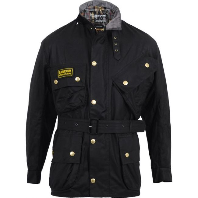 Buying Vintage Motorcycle Jacket Barbour Jacket