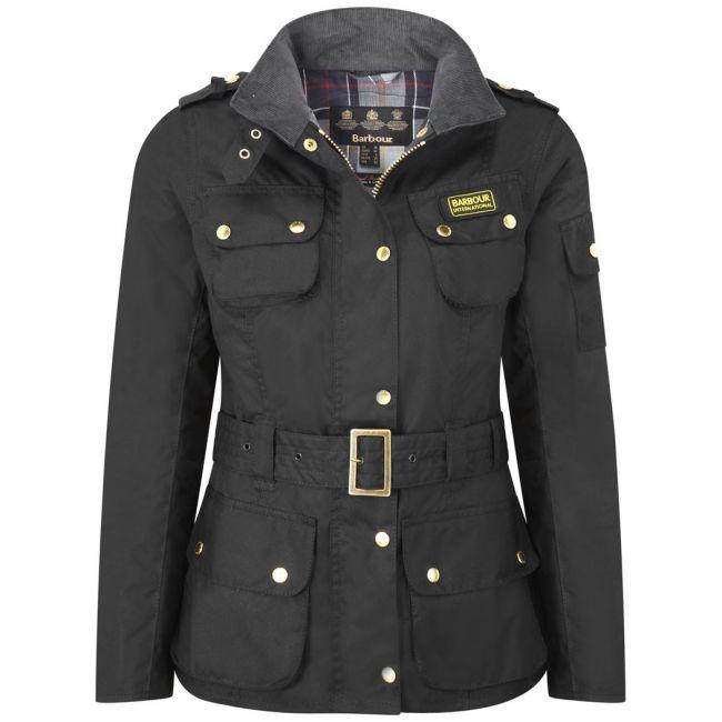 f05b914dedda8 Purchase motorcycle jacket woman jacket Barbour BARBOUR LADIES ...
