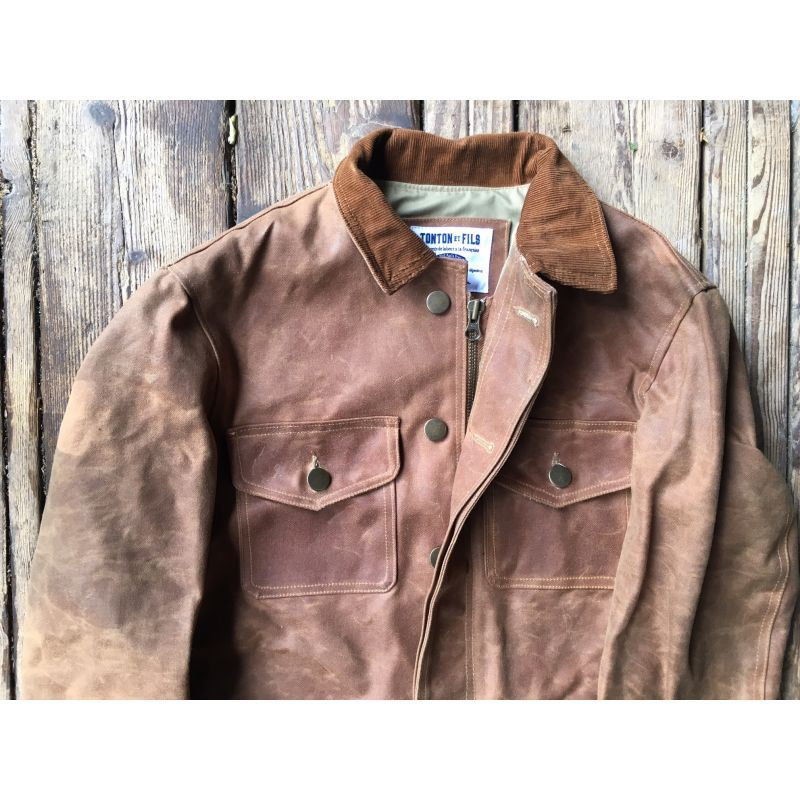Buying Vintage Motorcycle Jacket And Uncle Son Eugene
