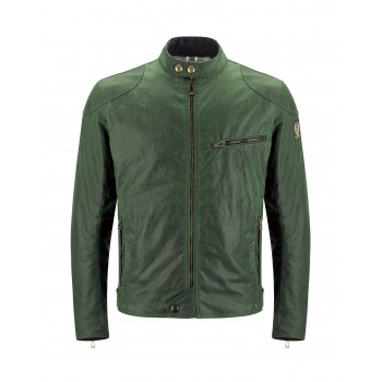 ARIEL JACKET (BRITISH GREEN) - BELSTAFF