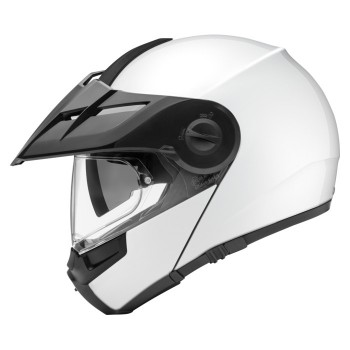 Casque Vintage Moto Adventure - E1 Brillant- SCHUBERTH