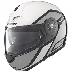 Casque Vintage Moto Modulable - C3 Pro Observer- SCHUBERTH