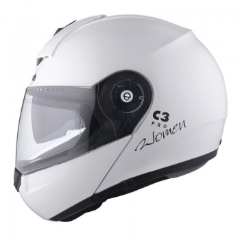 Casque Vintage Moto Modulable - C3 Pro Women - SCHUBERTH