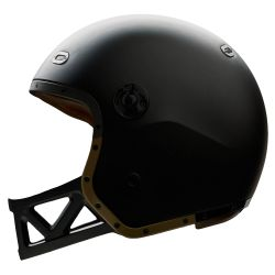 CASQUE PHOENIX SLICK CARBON MATT - QWART