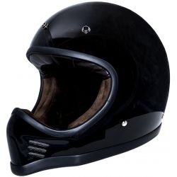 CASQUE CROSS VIKINGAR MX - MÂRKÖ ( Noir brillant)