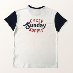 TEE SHIRT OILERS - SUNDAY SPEEDSHOP