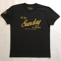 T-SHIRT S & S MOTORCYCLE - Sunday Speed