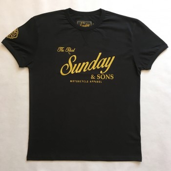 TEE SHIRT S&S MOTORCYCLE - SUNDAY SPEEDSHOP