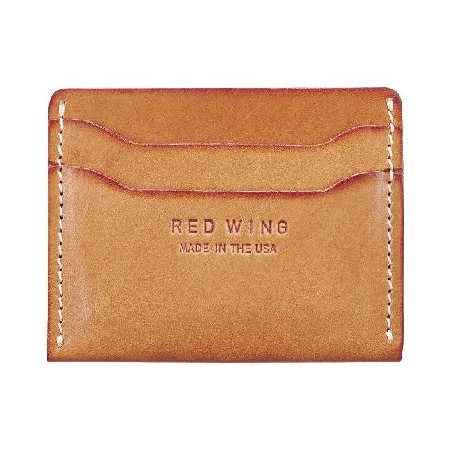 PORTE - CARTE VEGETABLETANNED LEATHER 95027 - RED WING