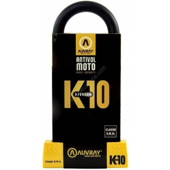 BLOQUEO SRA T K10 - 85X250 - AUVRAY