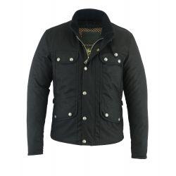 MONTE CARLO CERA Jacket (Black) - ORIGINAL DRIVER