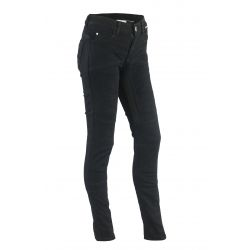 PANTALON ROAD LADY (Noir) - V-STREET
