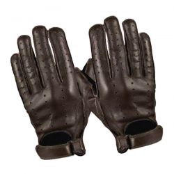 Andrea Brown Biker's Gloves - Vintage
