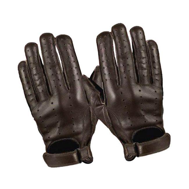 Andrea Brown Biker's Gloves - Vintage