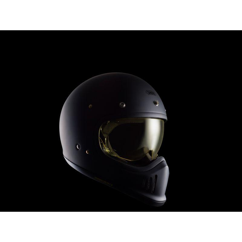 Motorcycle Helmet Integral Ex Zero Shoei