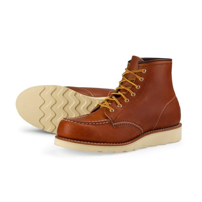 meet 46a85 f2911 Red Wing Shoes Moc Classic 3374