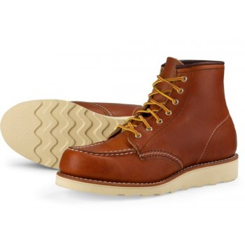 Shoes Red Wing Moc Classic 3374