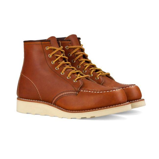 Schuhe Red Wing Moc Klassik 3374