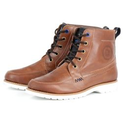 OVP-11 SHOES MAN CERTIFIED WOOD - OVERLAP