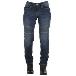 JEAN IMOLA SMALT WOMAN APPROVED - OVERLAP
