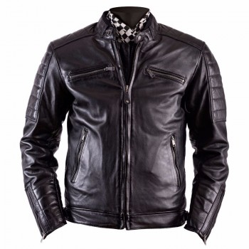 Helstons Cruiser Black Jacket