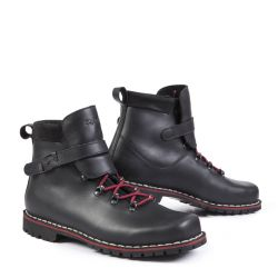 Rebel Café Racer Red Boots STYLMARTIN