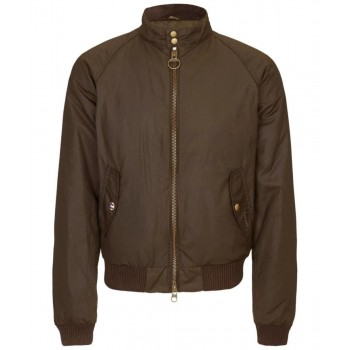 BLOUSON BARBOUR MERCHANT CASUAL WAXCOTON