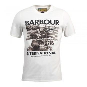 TEE SHIRT BARBOUR PADDOCK