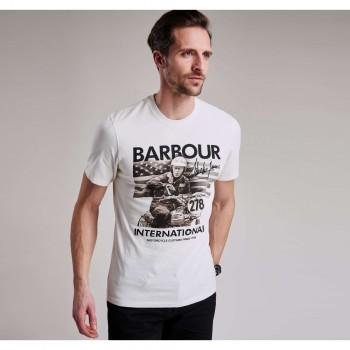 BARBOUR incidental incidental TEE CAMISETA PADDOCK