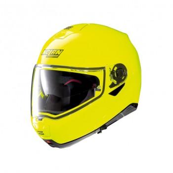 Casco N100 de alta visibilidad 5-n-Com NOLAN
