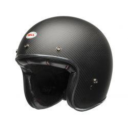 Bell Custom 500 Carbon Solid Black