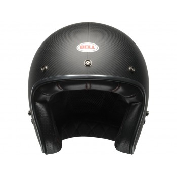 Bell Custom 500 Carbon Solid Black