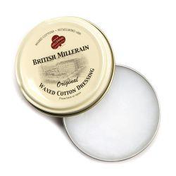 Producto de limpieza ORIGINAL piloto británico X Millerain - ENCERADA cera del algodón