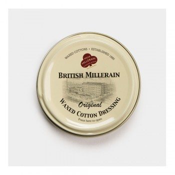 CLEANING PRODUCT ORIGINAL BRITISH DRIVER X Millerain - WAXED COTTON WAX