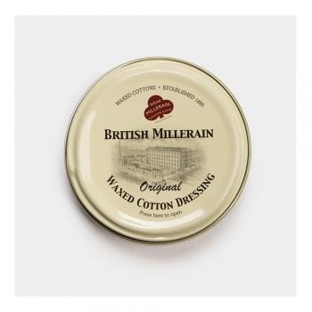 ORIGINAL BRITISH DRIVER X Millerain Pfege- - gewachste Baumwolle WAX
