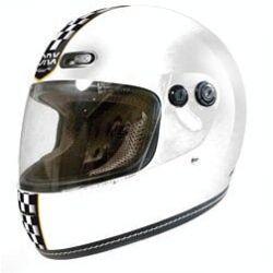 Casque Torx BARRY-LEGEND RACER Blanc