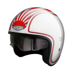 Casque jet HARRY FLAG JAPAN