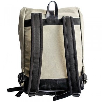SAC A DOS BACK PACK CITY Textile/Cuir-HELSTONS
