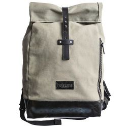 BACKPACK CITY BACK PACK Textiles / Leather-HELSTONS
