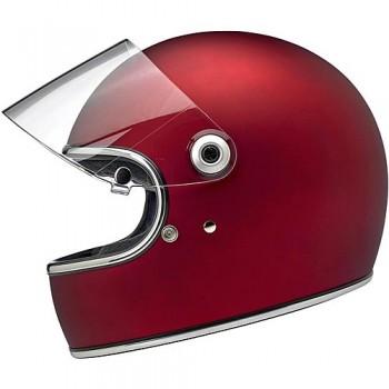 CASQUE GRINGO S - BILTWELL (Rouge Mat)