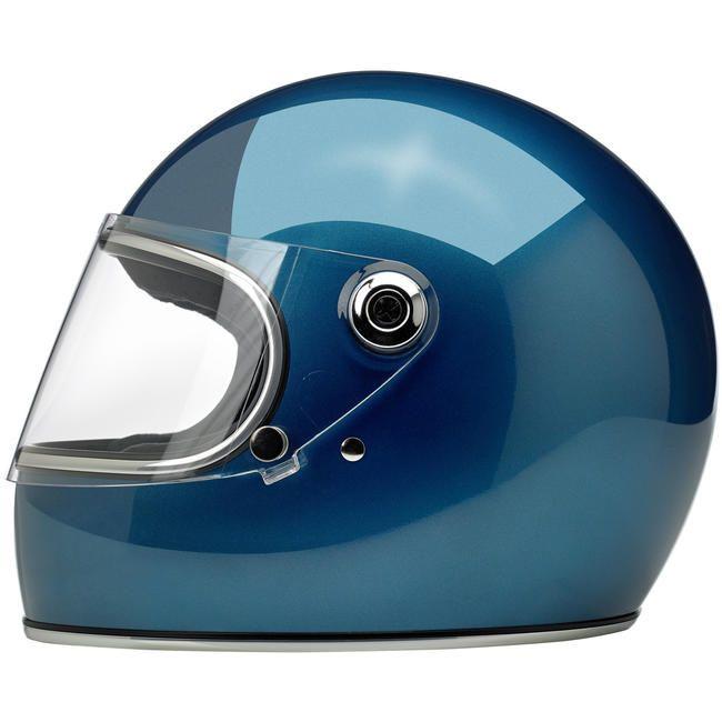 CASQUE GRINGO S - BILTWELL (Pacific Bleu)