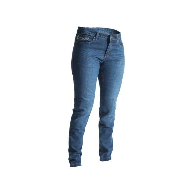 Pantalon RST Ladies Aramid Skinny Fit textile été noir femme