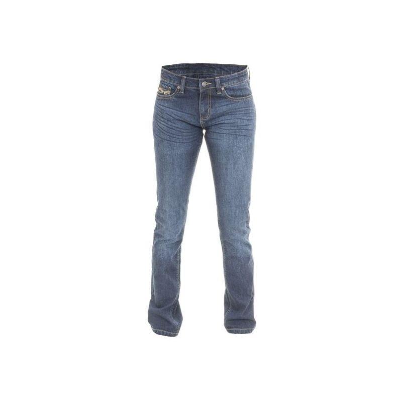 Straight Textile Rst Ladies Femme Aramid Moto Pantalon Été Vintage Bleu YXqFwAqP