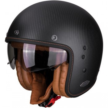 CASQUE BELFAST CARBON - SCORPION