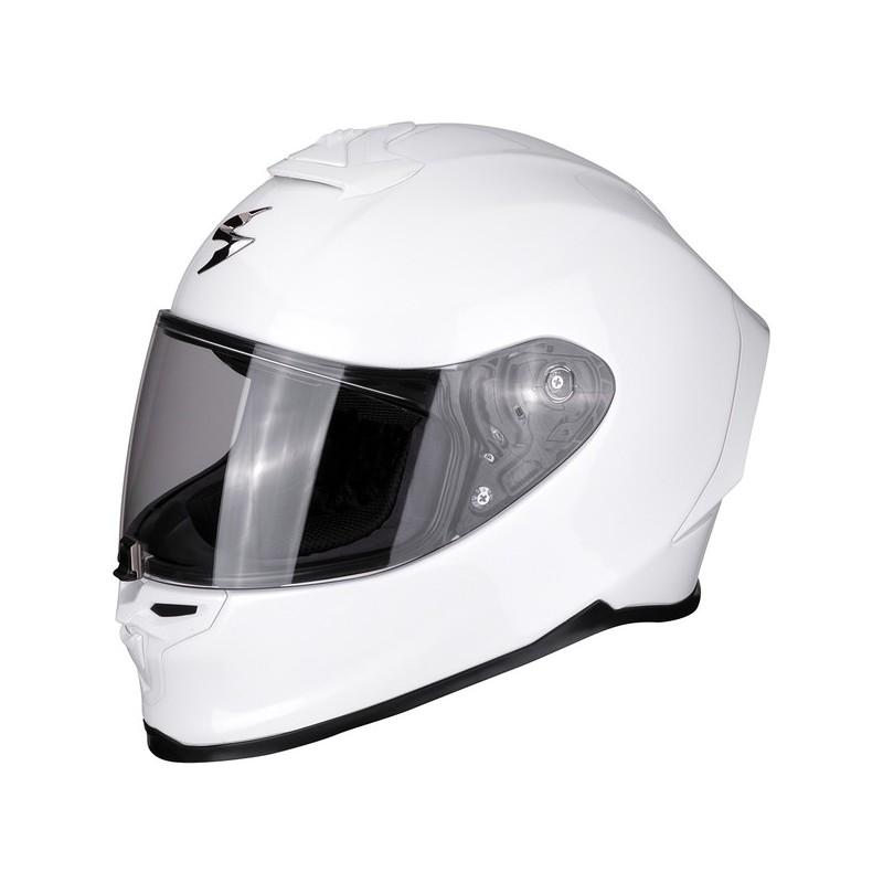 Scorpion Casco EXO-R1 Carbon Air Solid Black S