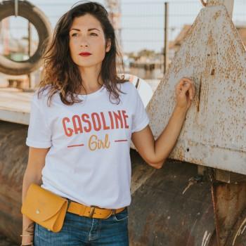 Tshirt Femme WILDUST - Rétro Gasoline