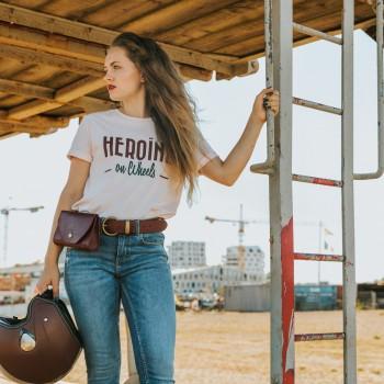 Tshirt Femme WILDUST - Heroine
