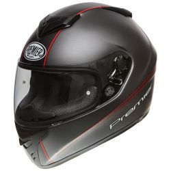 CASQUE MOTO INTEGRAL DRAGON EVO T2 17BM - PREMIER