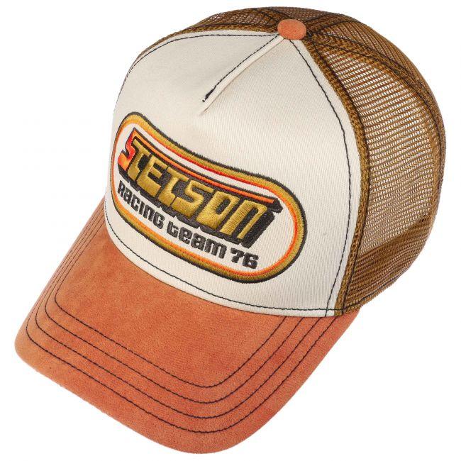 CASQUETTE TRUCKER CAP RACING-STETSON