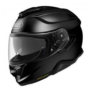 MOTORCYCLE HELMET INTEGRAL GT-AIR BLACK II - SHOEI